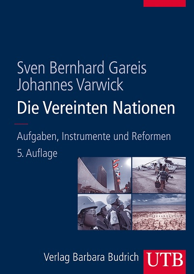 Cover Die Vereinten Nationen 5.Auflage